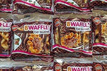 Stute announces the launch of BWaffle!