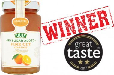 STUTE FOODS is among the Great Taste winners of 2017