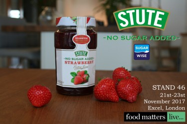 Stute Foods at Food Matters Live 2017