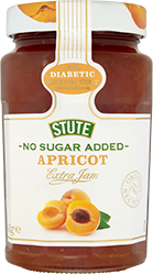 No Sugar Added Apricot Jam