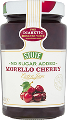 No Sugar Added Morello Cherry Jam